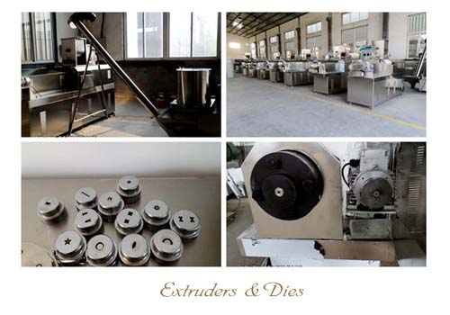Extruders and Dies 658712