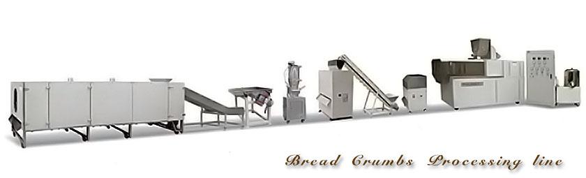 bread crumbs processing line 5214