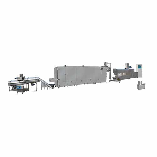 Fish Food Extruder Machine For Commercial Purpose -- Can Make Dry Pet Food