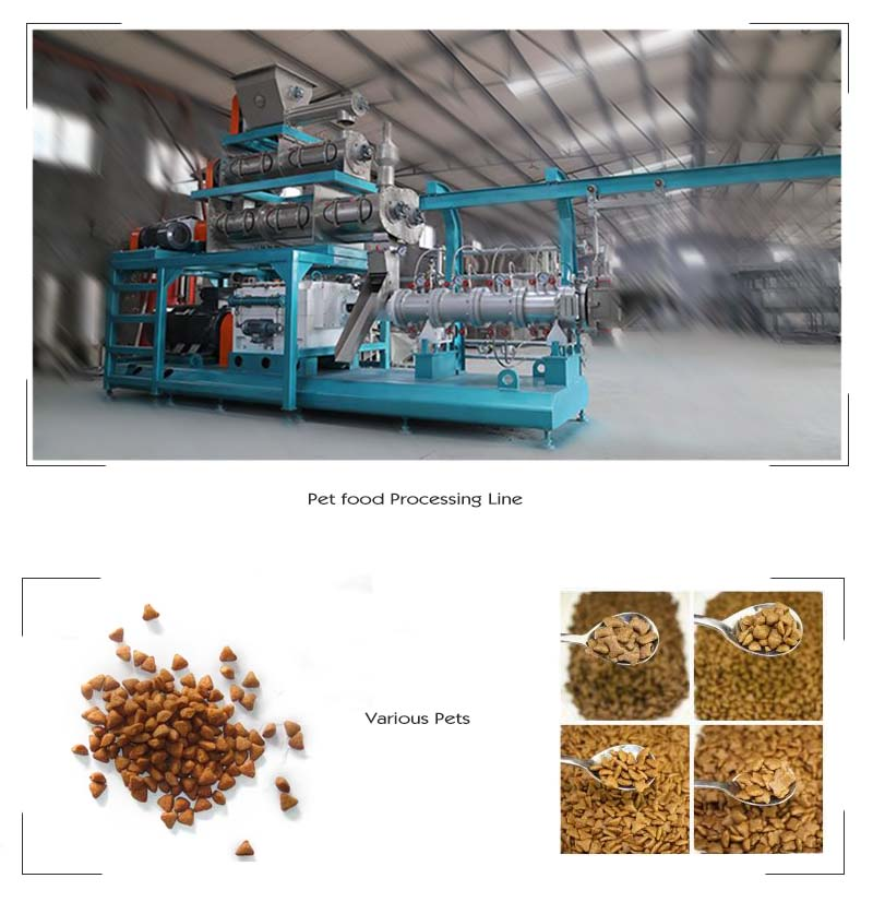 pet food extrusion machine 5421876