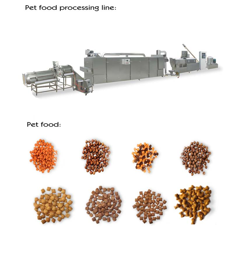 pet food processing line 548796541