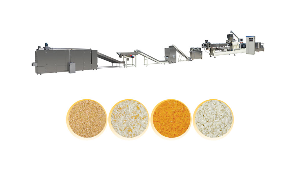 bread crumbs processing line -0021